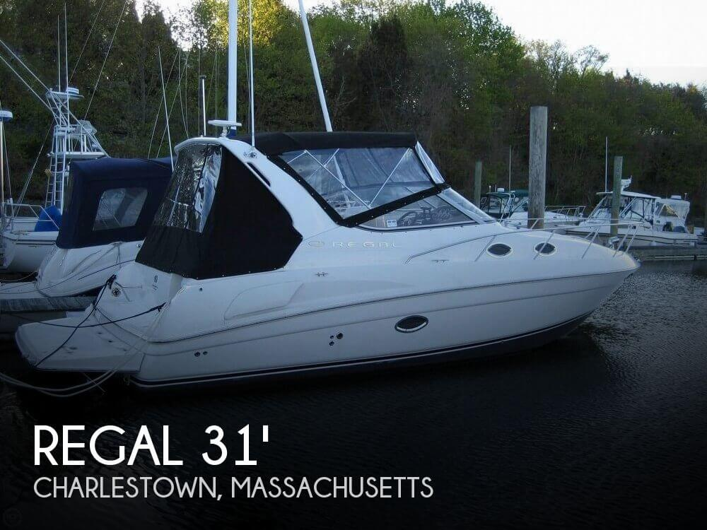 Used Regal 31 Boats For Sale by owner | 2003 Regal 31