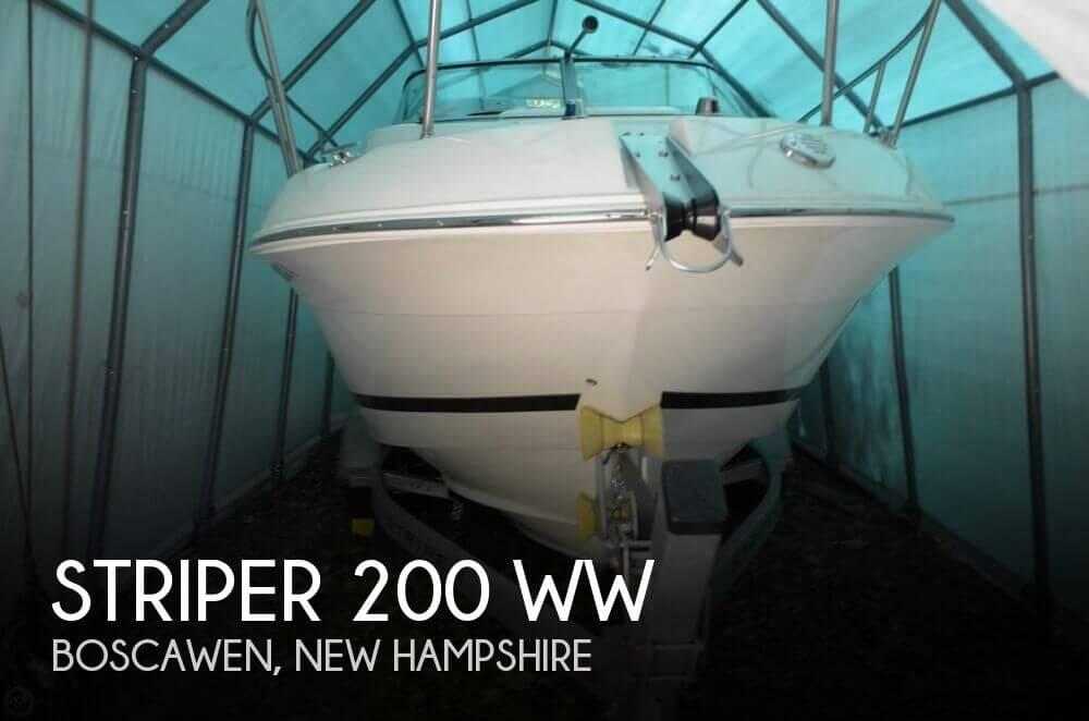 2015 STRIPER 200 WW for sale