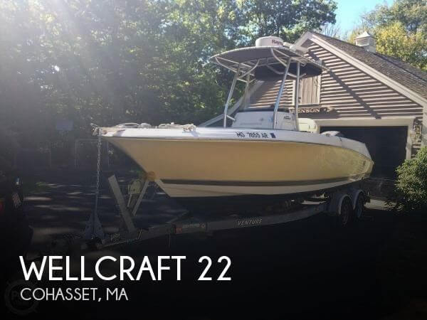Used Wellcraft 22 Boats For Sale by owner | 2007 Wellcraft 22