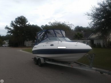 Chaparral 215 SSI Cuddy Cabin, 22', for sale - $14,000