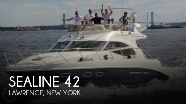 Used Boats For Sale in New York, New York by owner | 2002 Sealine 42