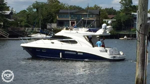 2002 Sealine boat for sale, model of the boat is F42/5 Flybridge & Image # 6 of 40