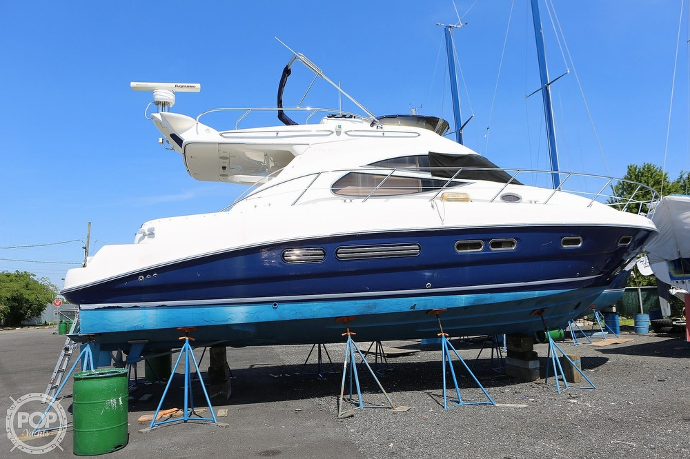 2002 Sealine boat for sale, model of the boat is F42/5 Flybridge & Image # 18 of 40
