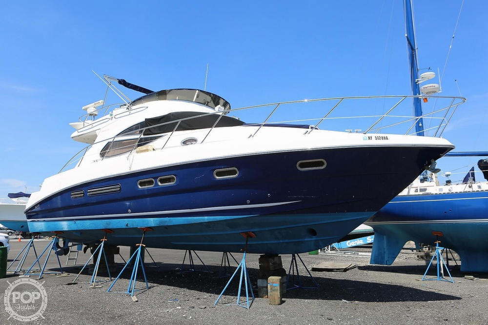 2002 Sealine boat for sale, model of the boat is F42/5 Flybridge & Image # 19 of 40