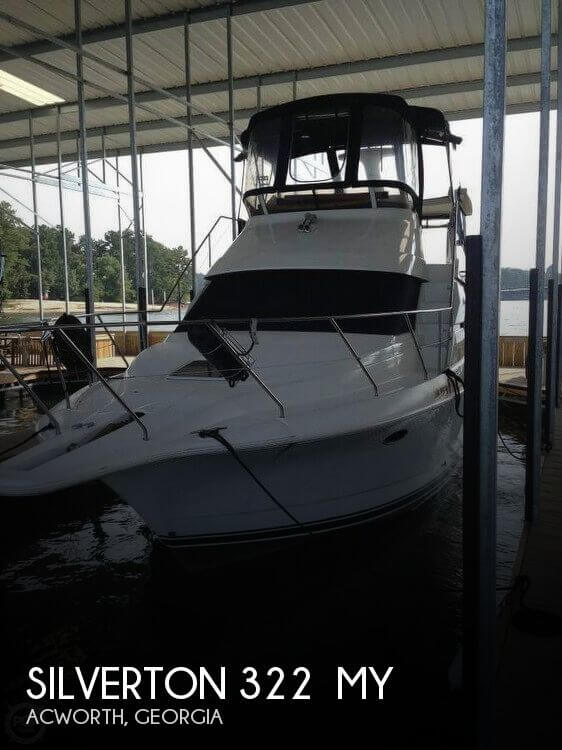 Used Motoryachts For Sale in Georgia by owner | 1998 Silverton 322  MY