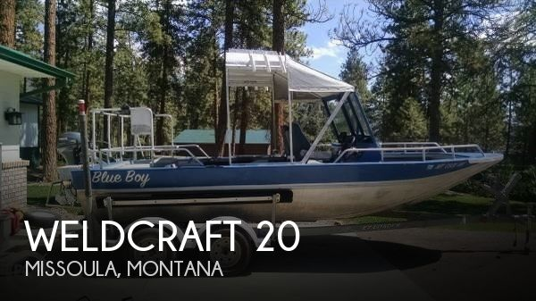 Used Boats For Sale in Montana by owner | 1980 Weldcraft 20