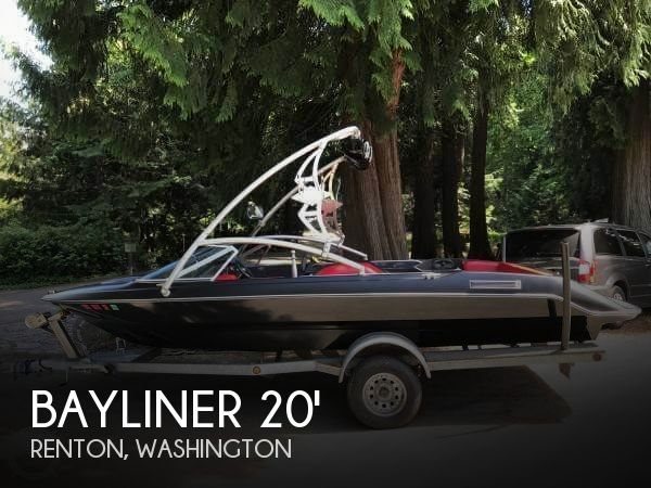 Used Boats For Sale by owner | 1989 Bayliner 19