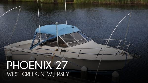 Used Phoenix Boats For Sale by owner | 1982 Phoenix 27