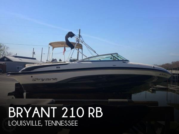 Used Bryant Boats For Sale by owner | 2012 Bryant 21