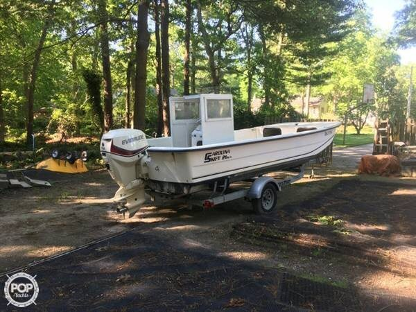 Used Carolina Skiff Utility Boats For Sale In New Jersey