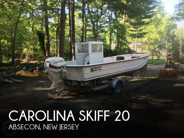 Used Carolina Skiff Boats For Sale by owner | 2011 Carolina Skiff 20