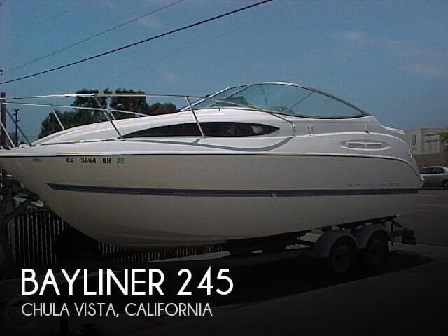 Used Bayliner Boats For Sale in California by owner | 2006 Bayliner 24