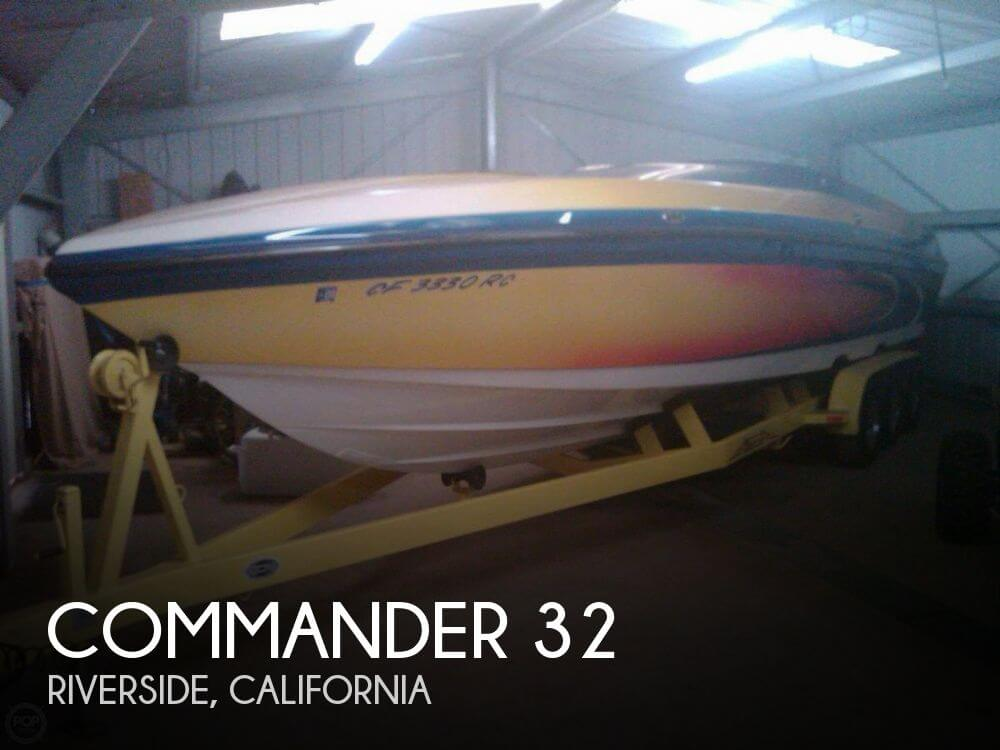 Used Commander Boats For Sale by owner | 2004 Commander 32