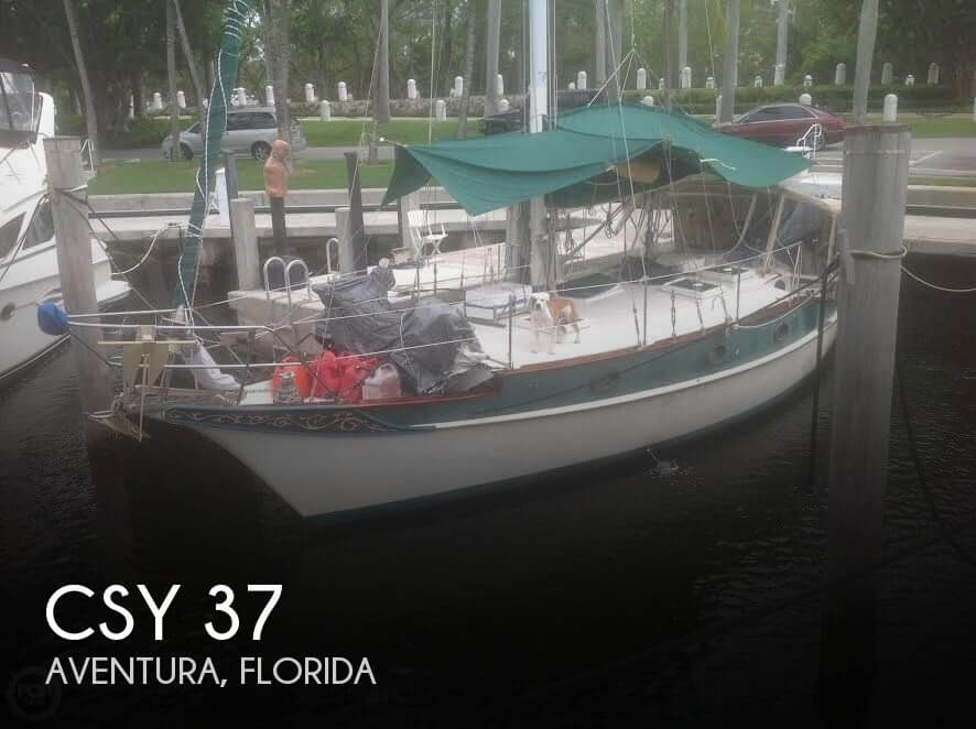 Used CSY Boats For Sale by owner   1979 CSY 37