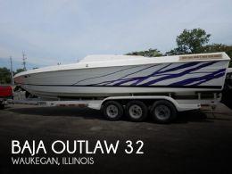 1997 Baja Outlaw 32