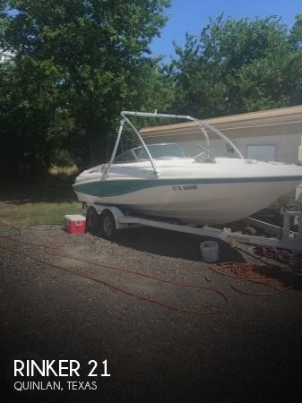 Used Rinker Boats For Sale in Texas by owner | 1996 Rinker 21