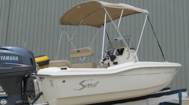 Scout Sportfish 187, 18', for sale - $27,900