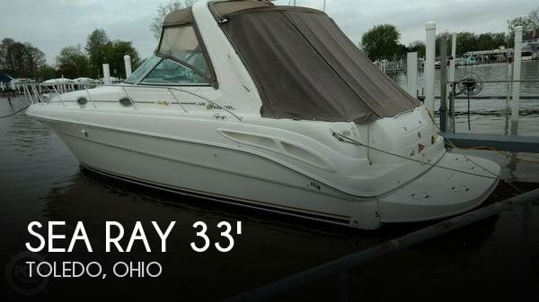Used Sea Ray Boats For Sale in Ohio by owner | 1999 Sea Ray 33