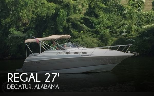 Used Regal 27 Boats For Sale by owner | 2003 Regal 27