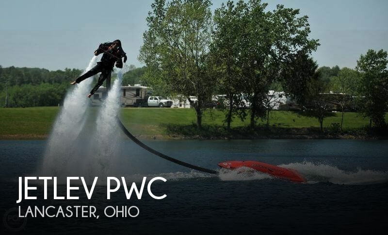 Used Boats For Sale in Columbus, Ohio by owner | 2012 11 foot JetLev PWC
