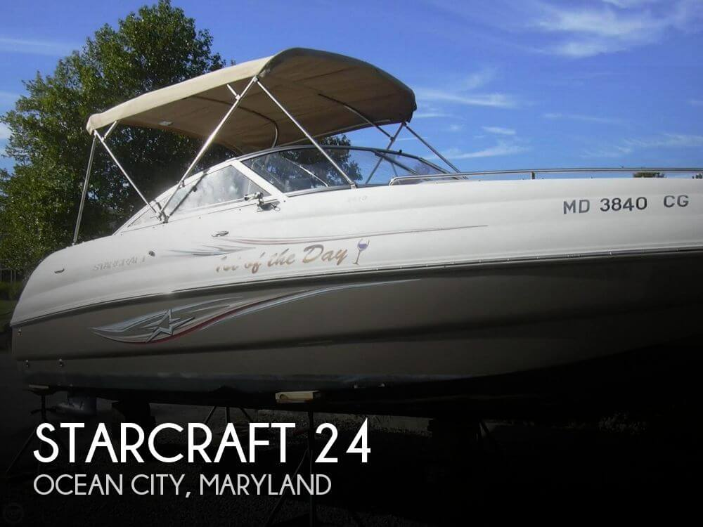Used Deck Boats For Sale by owner | 2013 Starcraft 24