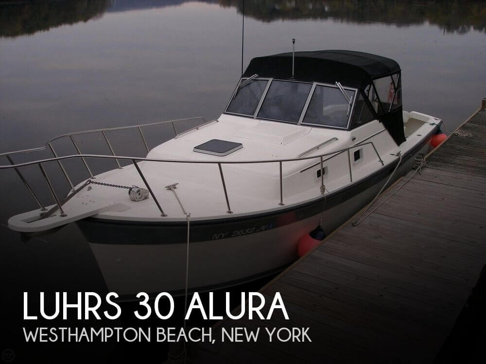 1989 Luhrs 30 - image 1