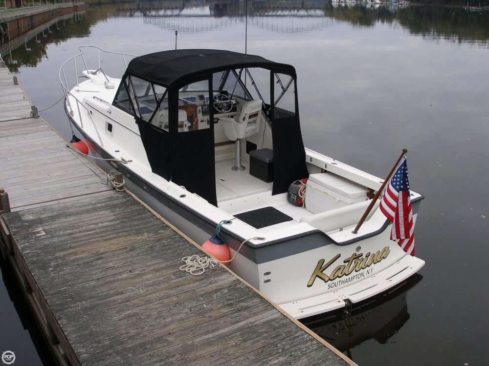 1989 Luhrs 30 - image 2