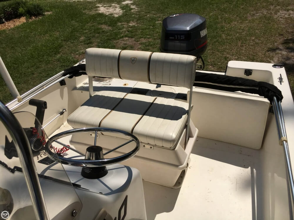 1998 Century boat for sale, model of the boat is 1860 & Image # 7 of 40