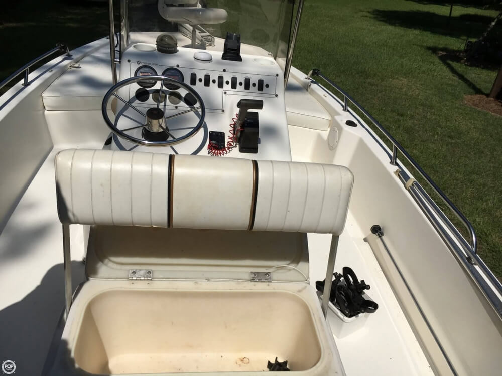 1998 Century boat for sale, model of the boat is 1860 & Image # 10 of 40