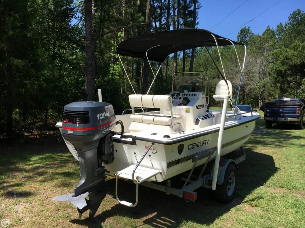 1998 Century boat for sale, model of the boat is 1860 & Image # 11 of 40