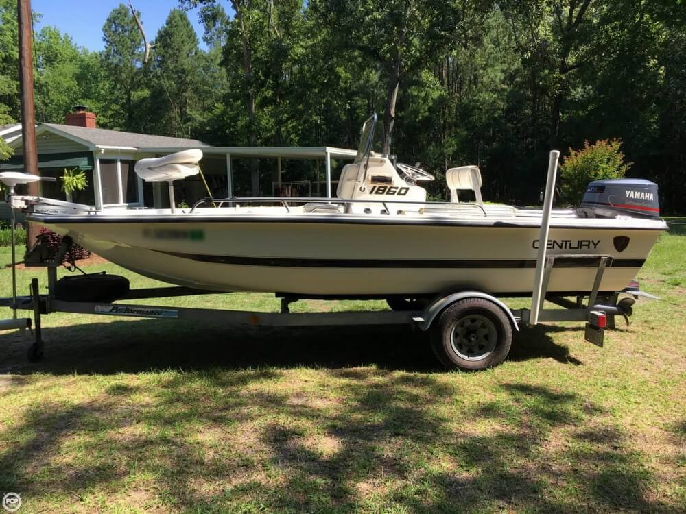 1998 Century boat for sale, model of the boat is 1860 & Image # 38 of 40