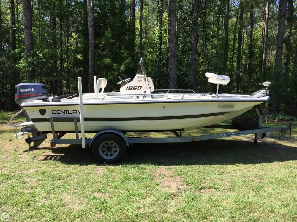 1998 Century boat for sale, model of the boat is 1860 & Image # 39 of 40