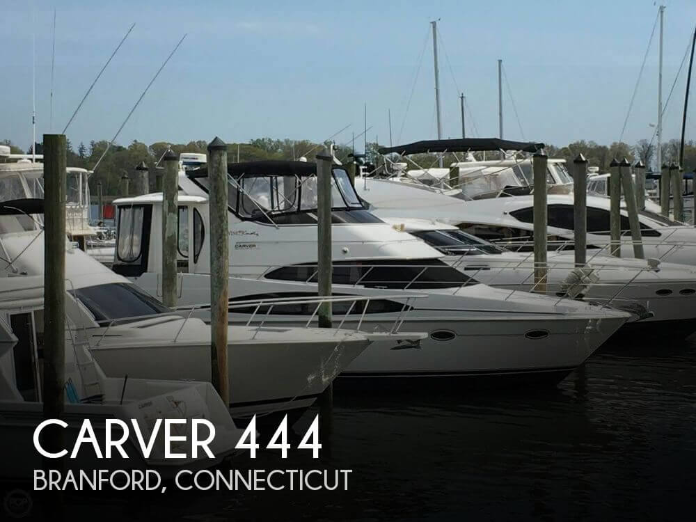 Used Carver Boats For Sale by owner | 2001 Carver 46
