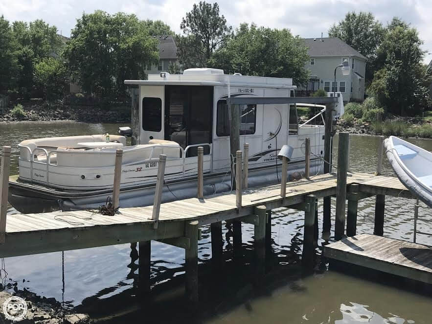 2007 TRACKER BOATS 34 for sale