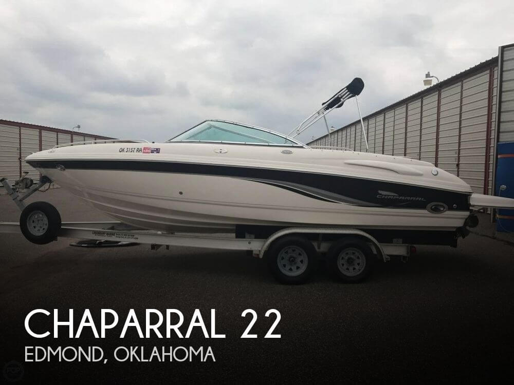 Used Boats For Sale in Oklahoma City, Oklahoma by owner   2004 Chaparral 22