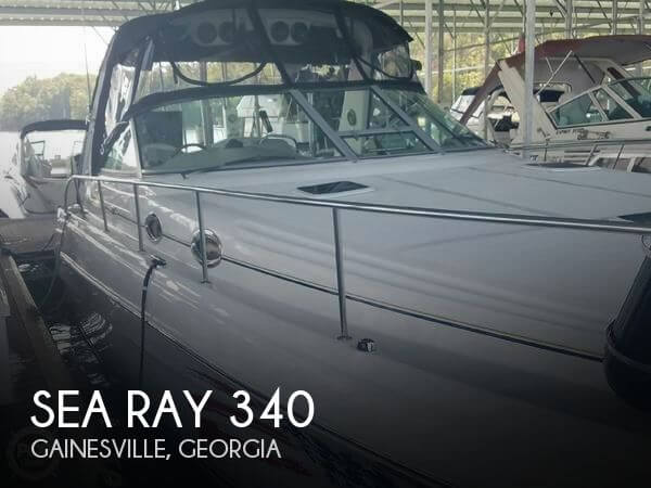 Used Boats For Sale in Georgia by owner | 2002 Sea Ray 37