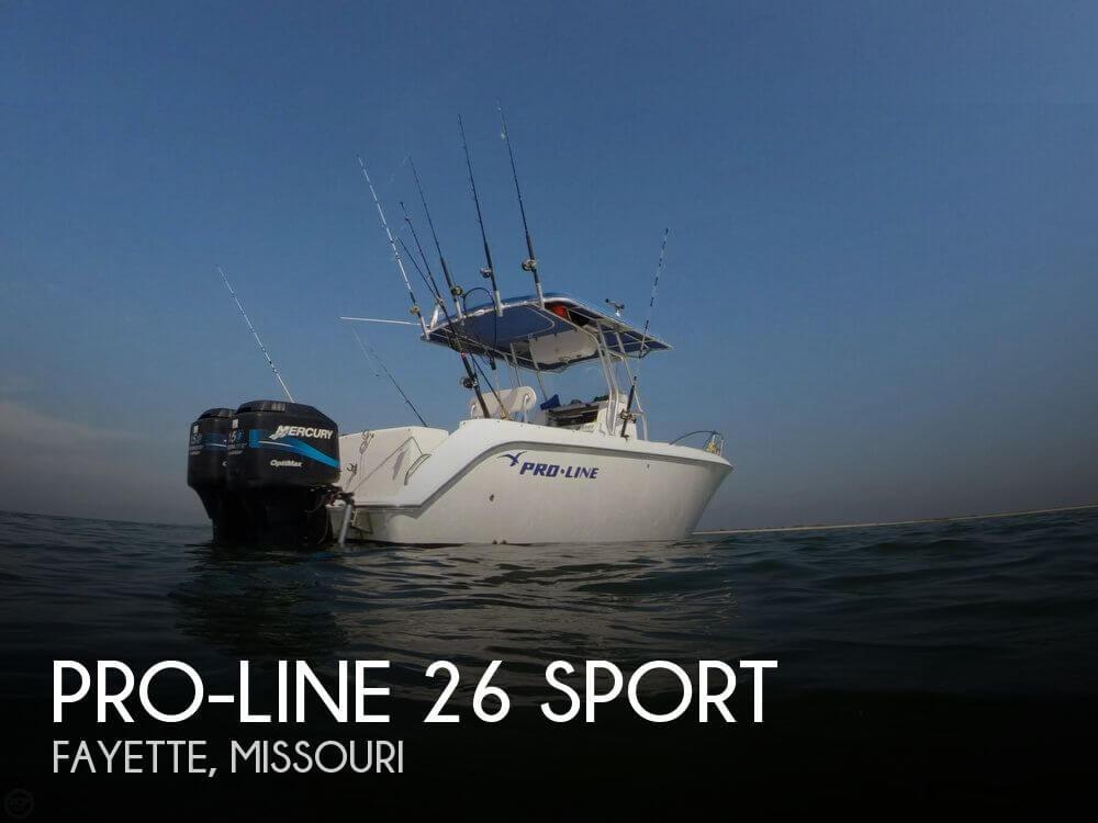 2000 Pro-Line 26 Sport