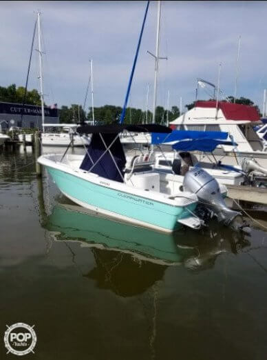 Clearwater 22, 22', for sale - $41,200
