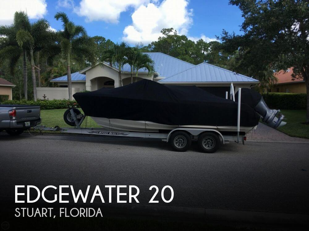 Used Edgewater Boats For Sale by owner | 2014 Edgewater 20