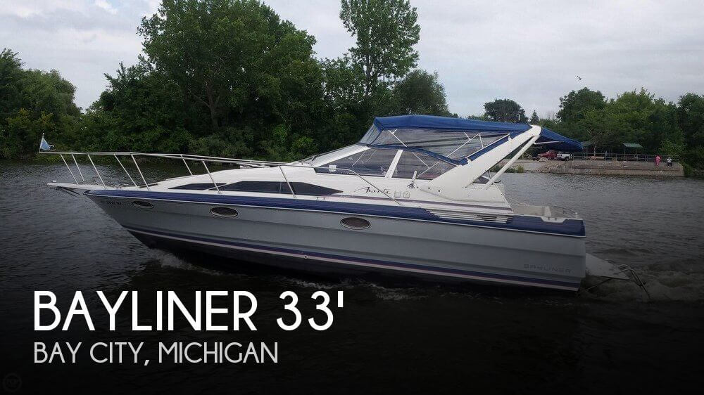 Used Bayliner Boats For Sale in Michigan by owner | 1989 Bayliner Avanti 2955