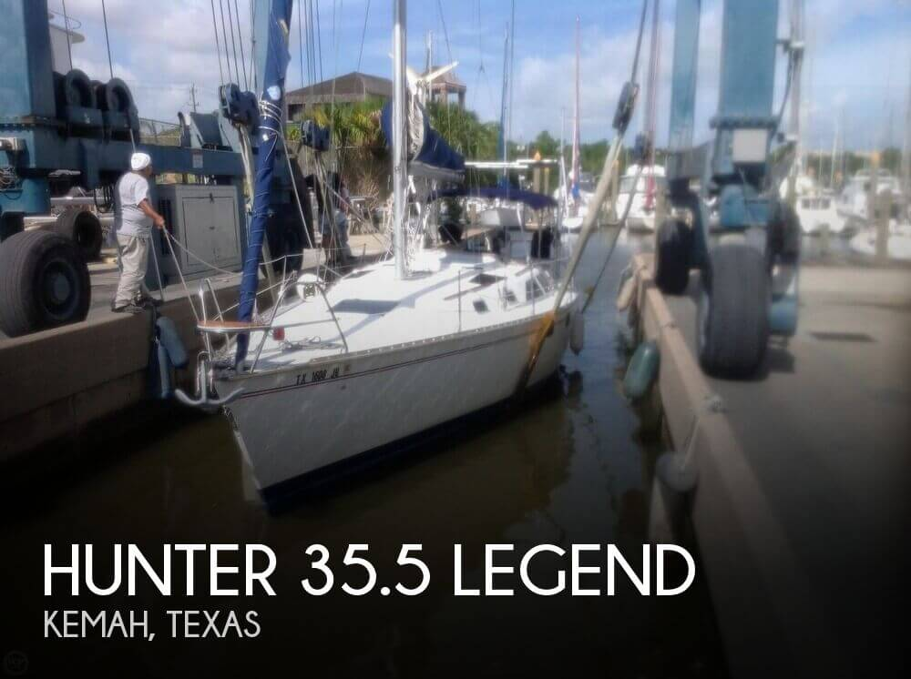 Used Hunter Sailboats For Sale in Texas by owner | 1994 Hunter 35