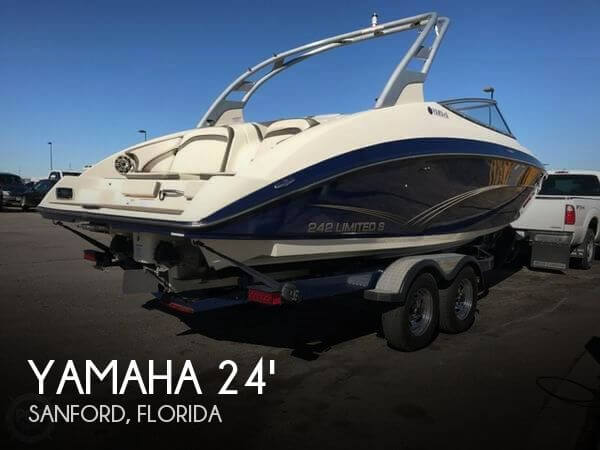 Used Yamaha Boats For Sale in Florida by owner | 2015 Yamaha 24