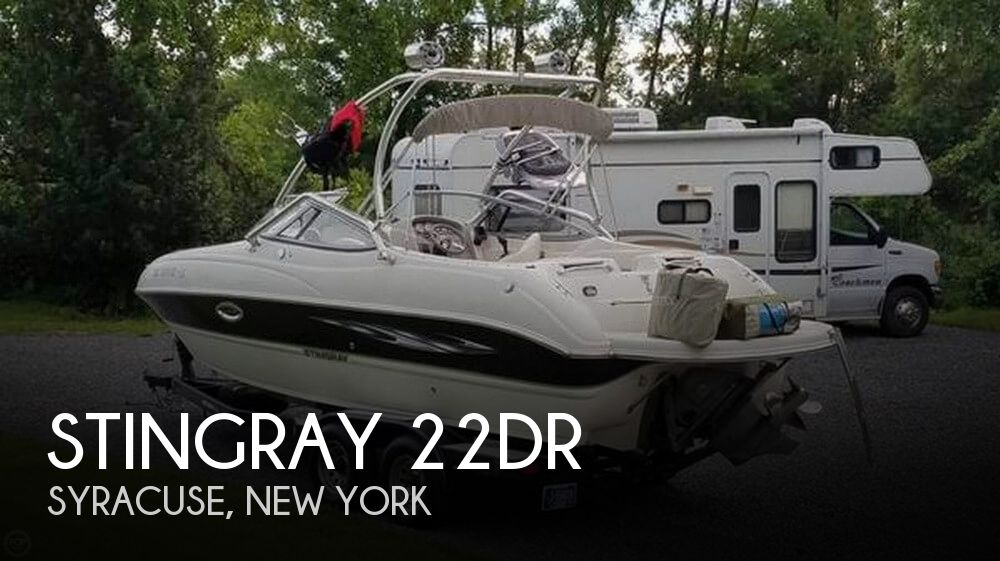 Used Boats For Sale in Binghamton, New York by owner | 2009 Stingray 24