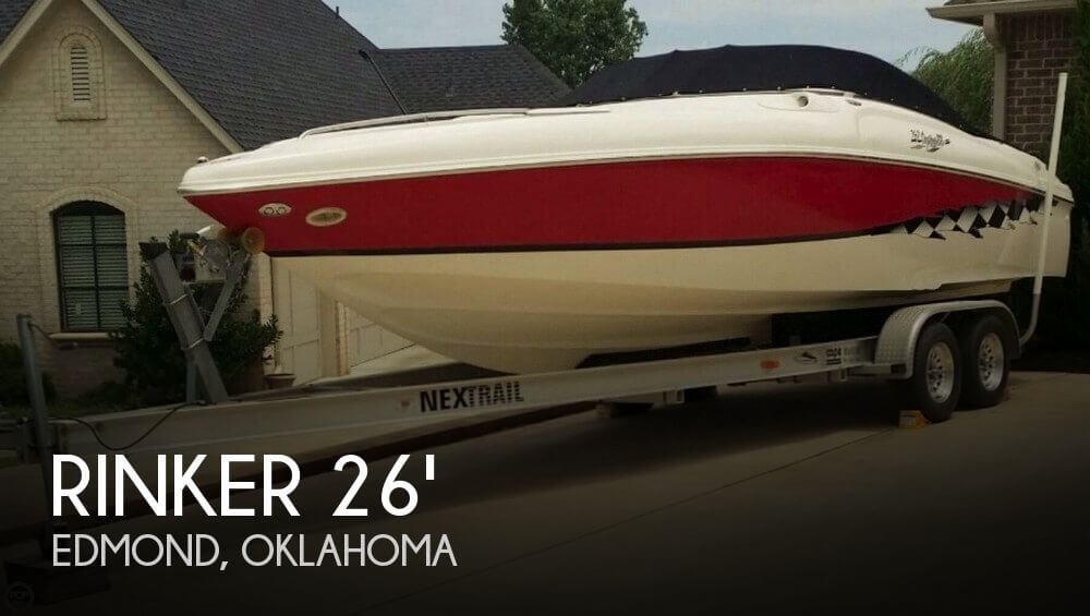 Used Boats For Sale in Oklahoma City, Oklahoma by owner | 2002 Rinker 26