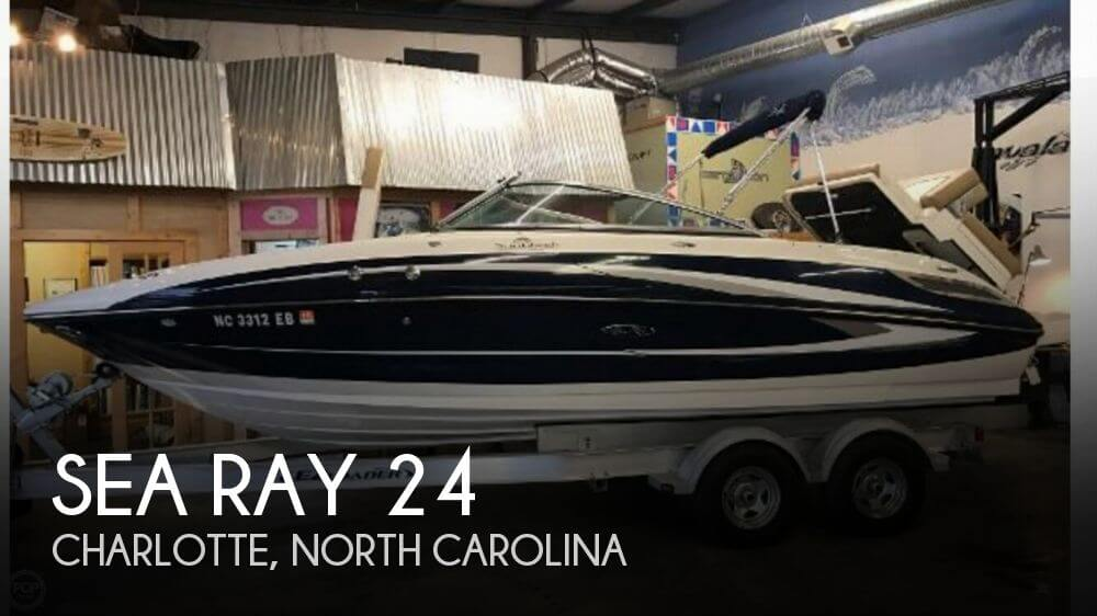 2011 Sea Ray 24 - image 1
