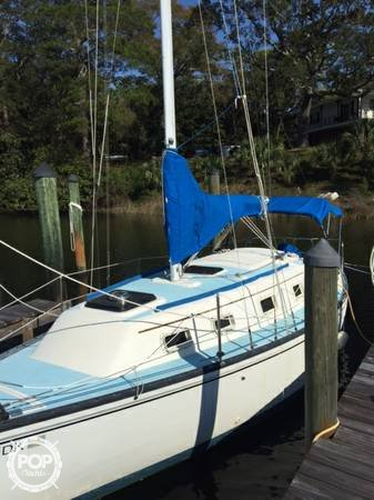Hunter 27 Cherubini, 27', for sale - $15,000