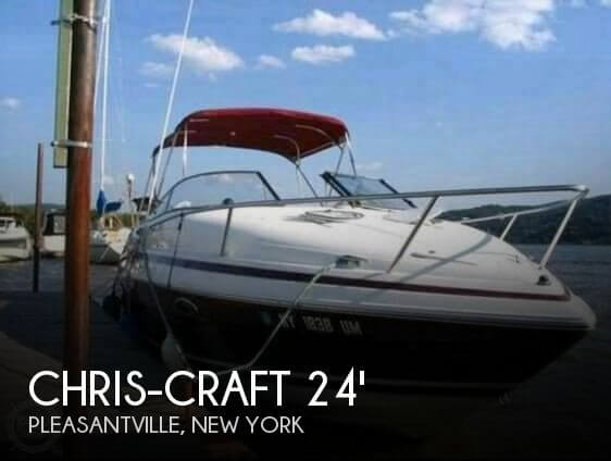 Used Chris-Craft Boats For Sale in New York by owner | 1999 Chris-Craft 24
