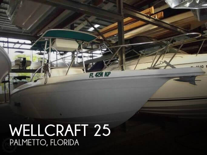 Used Wellcraft 25 Boats For Sale by owner | 1998 Wellcraft 25