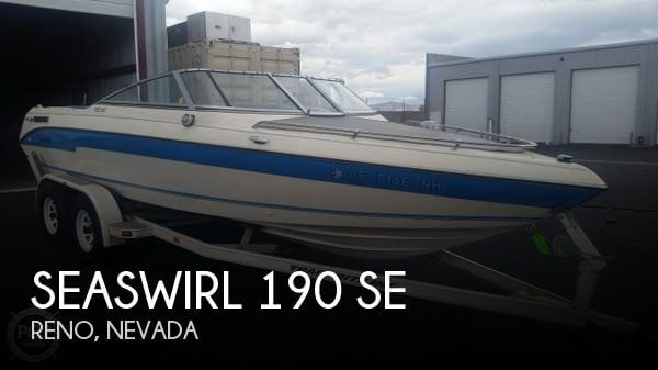Used Boats For Sale in Reno, Nevada by owner | 1992 Seaswirl 20