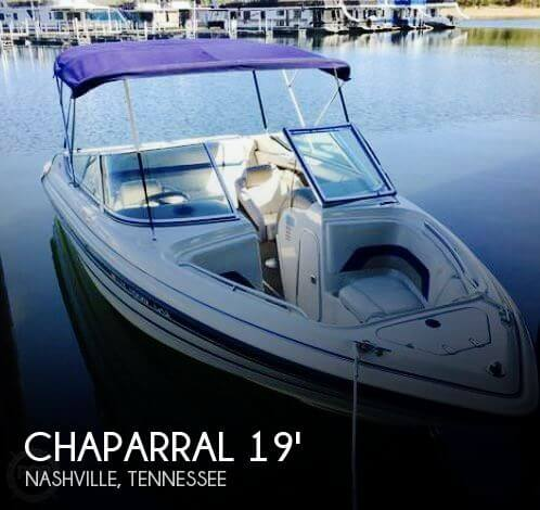 Used Chaparral 19 Boats For Sale by owner   1999 Chaparral 19